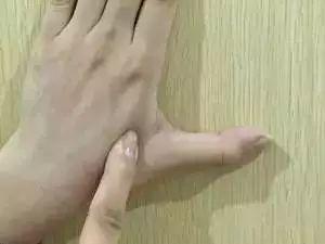 人体自带消炎、解气、排毒阀,经常按一按,减少病痛!